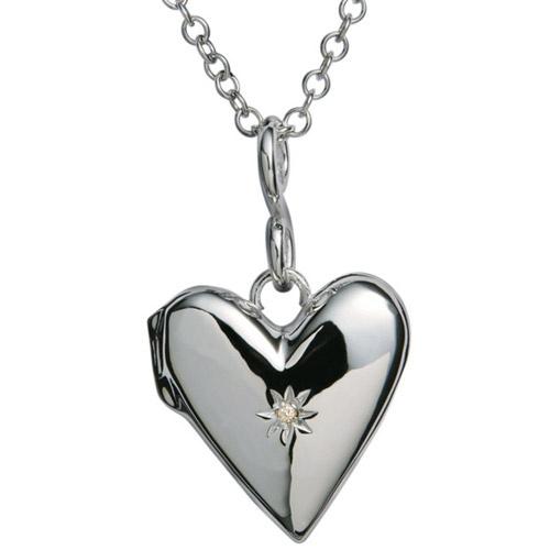 Náhrdelník Hot Diamonds Addicted To Love DP142