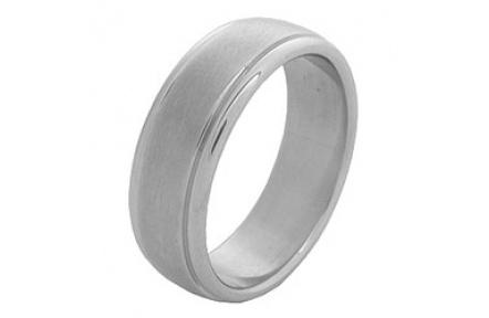 Prsten z chirurgické oceli RSS54