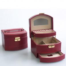 Šperkovnice Gold Pack KL16RED