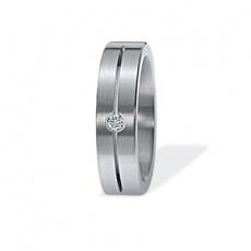 Prsten s diamantem Xen Fusion 11621