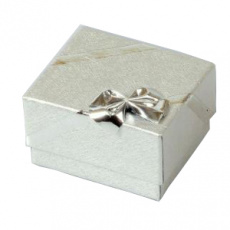 Dárková krabička na prsten Silver