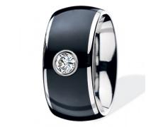Prsten s diamantem Xen Fusion 011362G01