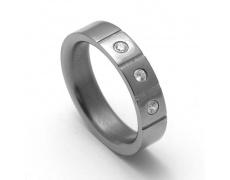 Dámský titanový snubní prsten TTN2002