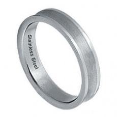 Prsten z chirurgické oceli RSS47