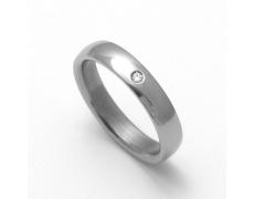 Dámský titanový snubní prsten TTN0103