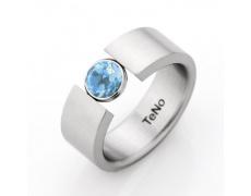 Prsten s polodrahokamem TeNo T-colours 069-209TA2