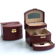 Šperkovnice Gold Pack KL16BROWN