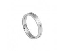Ocelový prsten s briliantem GRSD28-BRIL