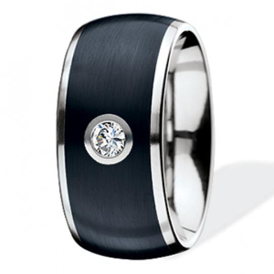 Prsten s diamantem Xen Fusion 011361G02