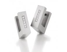 Náušnice s diamanty TeNo Basix 039-26P01-00