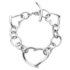 Náramek Hot Diamonds Just Add Love DL130
