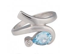 Zlatý prsten Champs Elysées B0391-G12