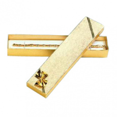 Dárková krabička na náramek Gold