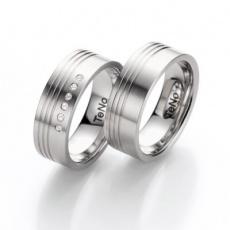 Snubní prsten TeNo 069-22S01-D29