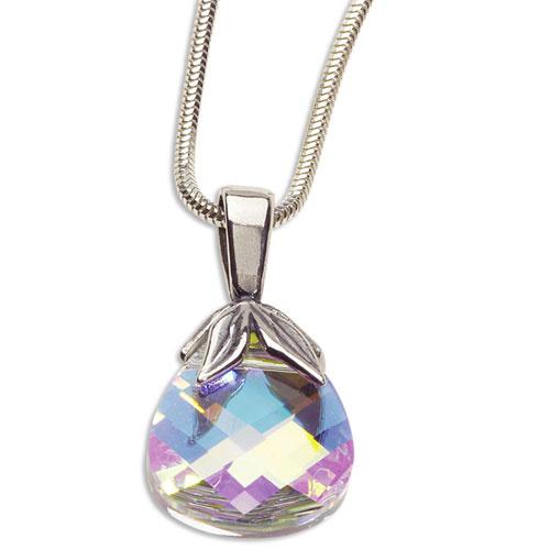 Přívěsek Briolette Crystal