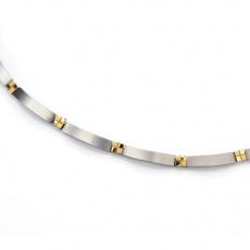 Titanový náhrdelník Boccia 0831-02