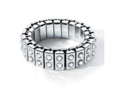 Ocelový prsten Morellato Funkie Steel