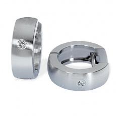 Náušnice s diamanty Xen Combined 4155100