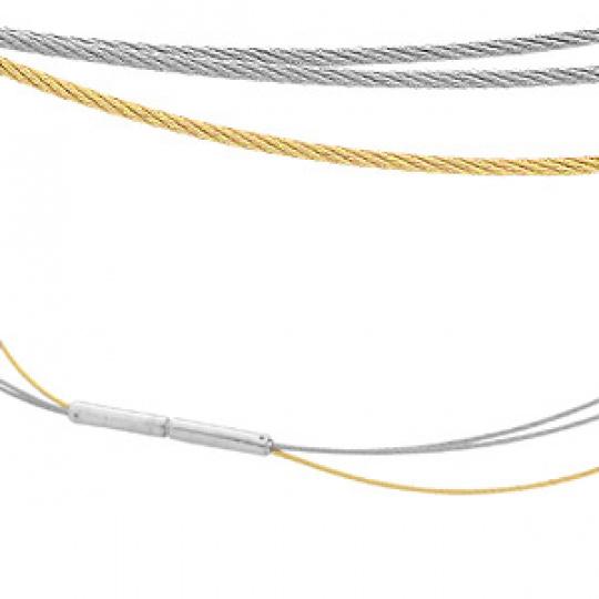 Lanko z chirurgické oceli Boccia 0804_02
