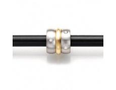 Ocelový přívěsek s diamanty TeNo YuKoN 1101-003-1