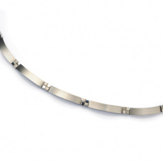 Titanový náhrdelník Boccia 0831-01