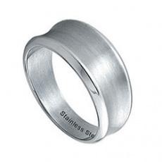 Prsten z chirurgické oceli RSS23