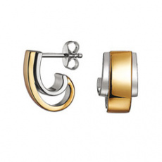 Náušnice Esprit Golden Curve ESER-91136A