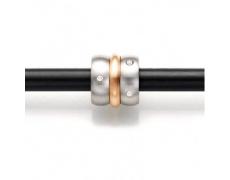 Ocelový přívěsek s diamanty TeNo YuKoN 1102-003-1
