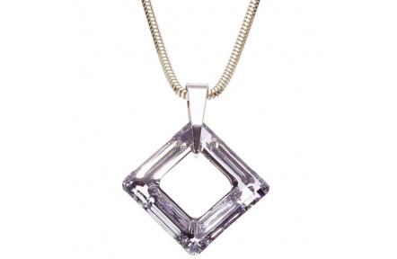 Přívěsek Square Crystal