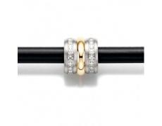 Ocelový přívěsek s diamanty TeNo YuKoN 1101-004-1