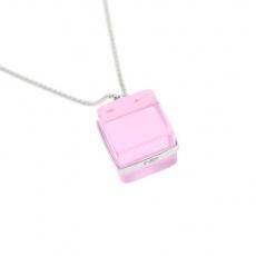 Přívěsek Storm Cubic Pink