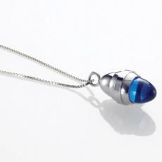 Přívěsek Storm Bean Drop Blue