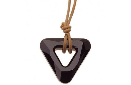Přívěsek Triangle Jet Brown 4849