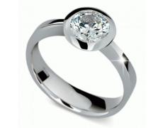 Briliantový prsten Danfil DF1883