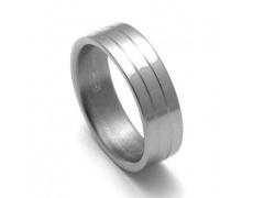 Pánský titanový snubní prsten TTN0501
