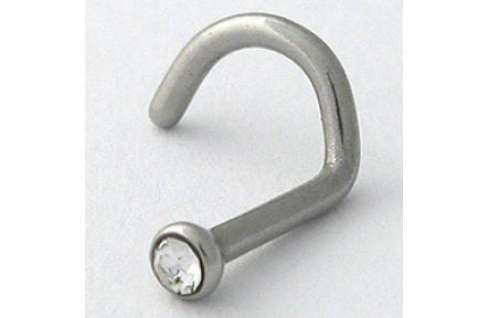 Piercing do nosu JBNS2crystal
