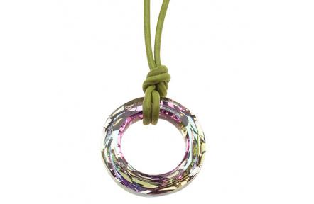 Přívěsek Ring Green 4820