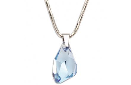 Přívěsek Polygon Blue