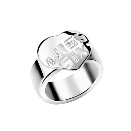 Prsten MISS SIXTY Love MK504