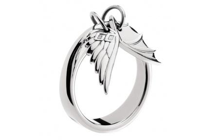 Prsten MISS SIXTY Wings M1106
