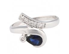 Zlatý prsten Champs Elysées B0369-G81