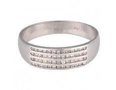 Zlatý prsten Champs Elysées B0182-G08