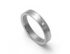 Dámský titanový snubní prsten TTN1803