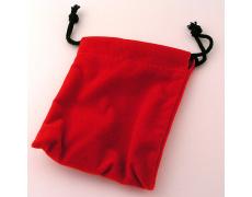 Dárkový sáček červený 32101-12