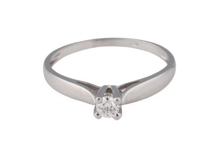 Zlatý prsten Champs Elysées D0011-G38