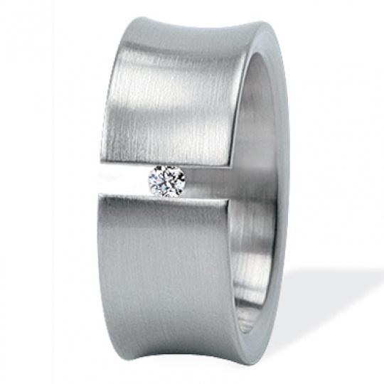 Prsten s diamantem Xen Harmony 111546G