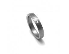 Dámský titanový snubní prsten TTN0603