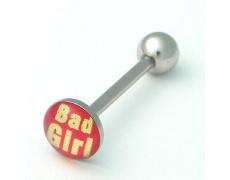 Piercing do jazyka BAD GIRL HRPP75