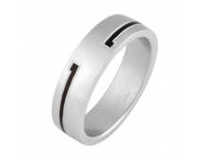 Prsten  z chirurgické oceli RSCPB01