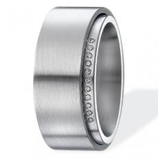 Prsten s diamanty Xen Motion 011263G